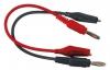 Kabel, Anschlusskabel für Labornezteil 80cm, bis 10A