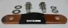 Polverbinder inkl. Schrauben Winston 40Ah, 47mm