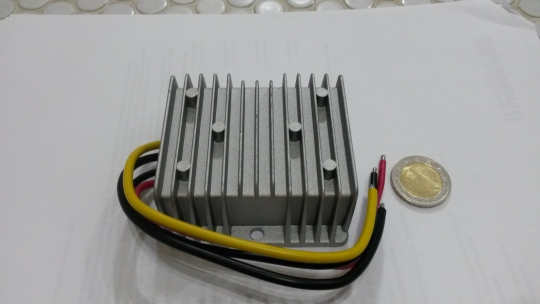 DC/DC 360W 30-65V IN 12V OUT 20A 240W