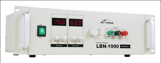 Labornetzteil LBN-1990 Nachfolger vom MRGN-900 0-60V 0-60A (900Watt)