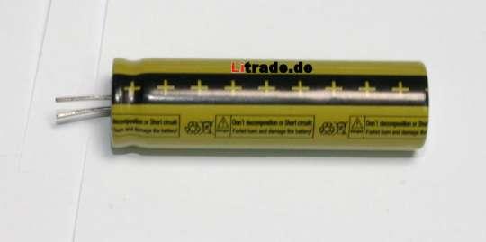 LTO, 2.4V 1,3h Lithium Titanate Oxid