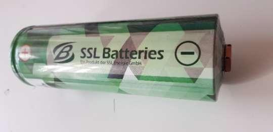 LiefePo4, 50Ah, SSL Batteries