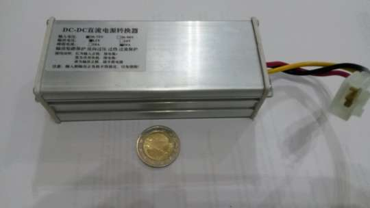 DC/DC 30-75V IN 12V OUT 20A 240W