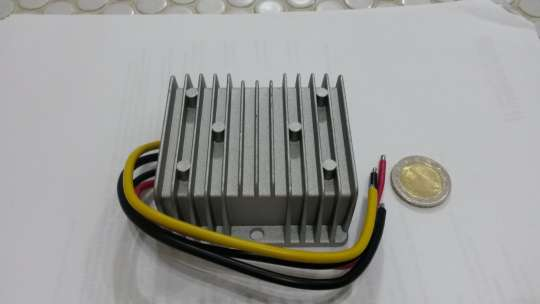 DC/DC 30-65V IN 12V OUT 20A 240W